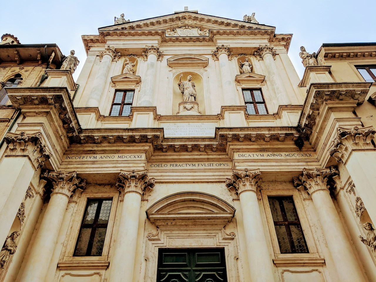 Church of San Gaetano Thiene